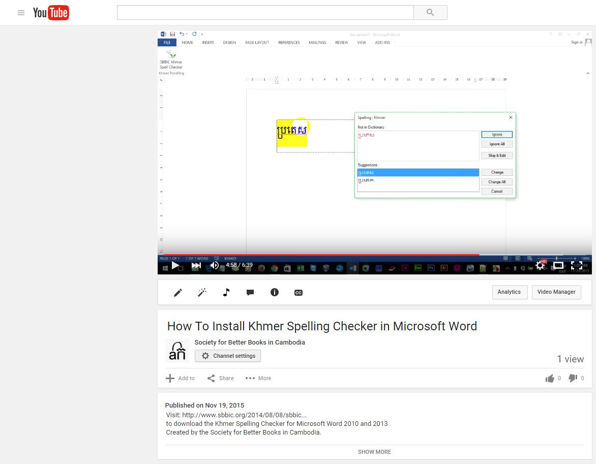 Khmer unicode For Windows 8 64 bit download